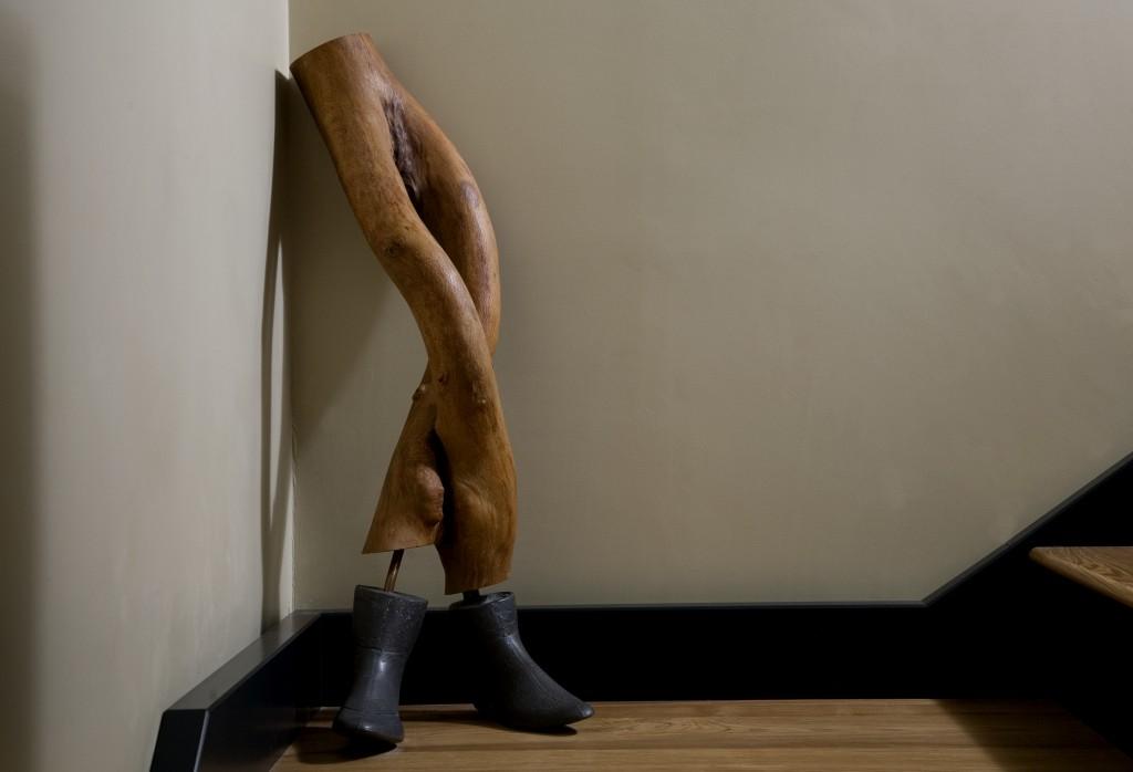 free standing sculptural instillation